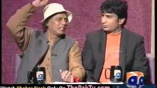 Khabar Naak With Aftab Iqbal   30th December 2012   Part 4
