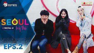 Seoul Kỳ Thú | Tập 2 Full: Nam Em - Woosi Chụp Ảnh Cùng G-Dragon (08/12/2017)