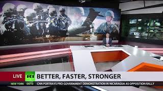 GMS: BREAKING NEWS- U.S MILITARY TO CREATE BIO-ENHANCED SOLDIERS
