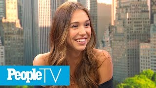Alexis Ren's Hilarious (And Painful) Moment She Found Out She Would Be An SI Swim Model | PeopleTV
