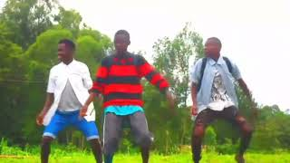 WEMBE DANCE OF TIMMY TDAT FT OTILE BROWN.