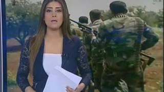 SYRIA NEWS أخبار سورية -  الثلاثاء 2017\04\18 الجيش يصد هجوماً للإرهابيين على محور القريتين بريف حمص