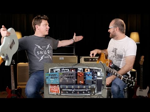 That Pedal Show – Gain Stacking With Pedals Makes Your Life Better. Yes It Does