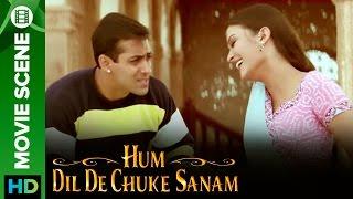 Salman farts on screen