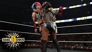 Ember Moon vs. Asuka - NXT Women's Title Match: NXT TakeOver: Orlando (WWE Network Exclusive)