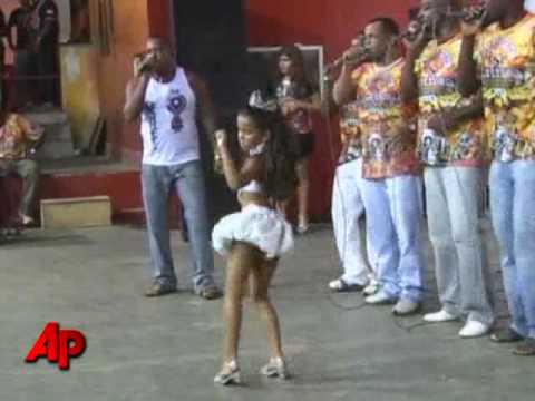 Xxx Mp4 Preteen As Sexy Samba Queen Stirs Controversy 3gp Sex