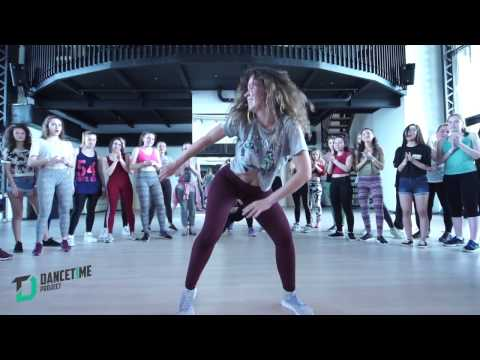 KATERINA TROITSKAYA | DANCEHALL WEEKEND | DANCE TIME PROJECT