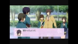 Hakuouki:Sweet School Life (Part 1) English Sub.