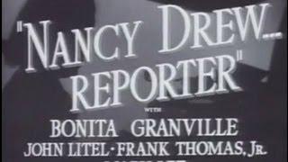 Nancy Drew... Reporter (1939) [Comedy] [Crime]
