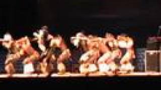Bamboo Music & Dance of Solomon Islands