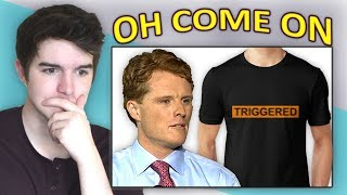 Liberals vs Logic: TRIGGERED BY A T-SHIRT
