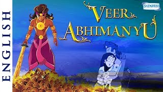 Veer Abhimanyu (English)  - Animated Superhero Movies for Kids - Full Movie - HD