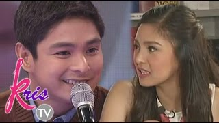 What Kim Chiu learned from Coco Martin
