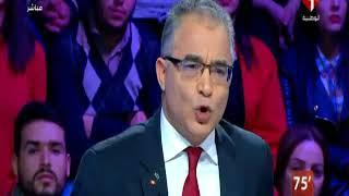 حوار مع محسن مرزوق الأمين العام لحركة مشروع تونس