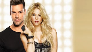 Ricky Martin - (bella) homenaje a Shakira