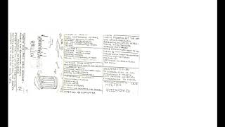 Vanity Fair - Phone Call (A2 - Various Artists - 1986 - Μυστική Θεσσαλονίκη)