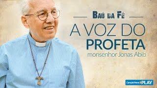Força de vontade segredo de santidade - Monsenhor Jonas Abib (29/07/2000)