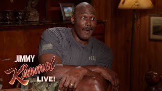 All Alone with Karl Malone