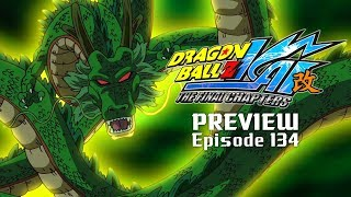 DBZ Kai Preview - Episode 134