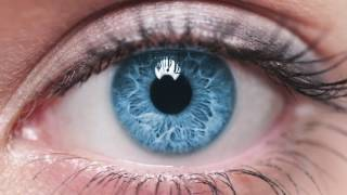Change your Eye Color to BLUE in 10 SECONDS - Hypnosis - BioKinesis