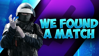 COD Player in R6 - FIRST GAME AGAINST REAL PEOPLE!