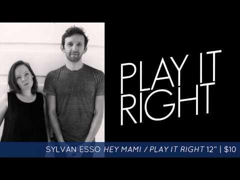 Xxx Mp4 Sylvan Esso Play It Right Audio 3gp Sex