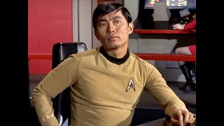 "WHY DIDN""T WE GET THIS?! Unreleased Sulu Star Trek Series! Sci-Fi News and Updates"