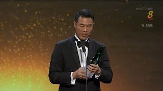 Star Awards 2019 - Top 10 Male - Zheng Ge Ping