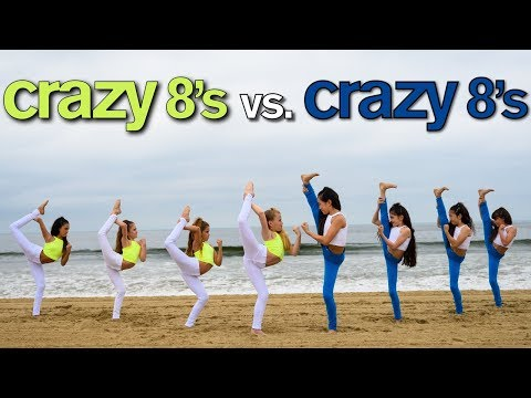 Ultimate Flexibility Challenge with HUGE Consequence SURPRISE GUEST