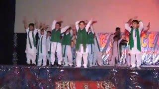 Dil se maine dekha Pakistan Kids Performance of P.S.S Pakistan