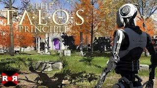 The Talos Principle - iOS Gameplay With MFi Controller