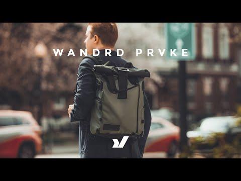A Perfectly Balanced Travel Camera Backpack The WANDRD PRVKE 31L