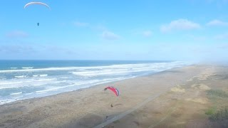 Paragliding in Humboldt