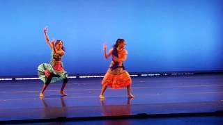 Jadoo Ki Juppi dance performance by Shruthi and Neha Garugu