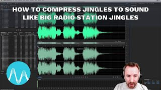 How to Compress Jingles to Sound Like Big Radio Station Jingles