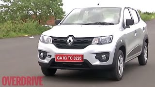 Renault Kwid - First Drive Review (India)