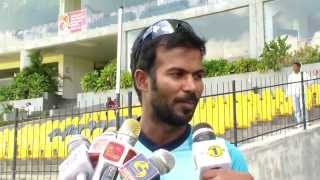 Upul Tharanga pleased with Sri Lanka A's performance