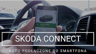Dlaczego połączenie smartfona i samochodu ma sens? Skoda Connect i Android Auto