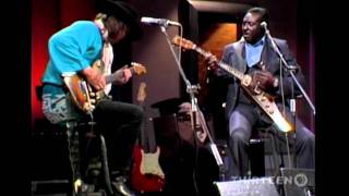 ALBERT KING & STEVIE RAY VAUGHN-
