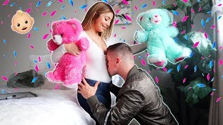 FINDING OUT WERE GOING TO BE PARENTS!!! **EMOTIONAL**