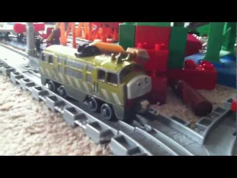 The Take Along Thomas Movie Diesel 10 s Revenge