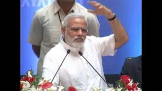 Shri Narendra Modi inaugurates TCS Garima Park in Gandhinagar HD