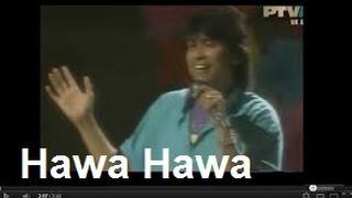 Hawa Hawa e Hawa by Hasan Jahangir /original print