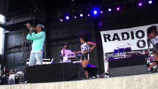 August Alsina at Stone Soul 2015