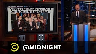 @midnight g2g sry bye - @midnight with Chris Hardwick