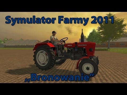 Symulator Farmy 2011 Bronowanie HD