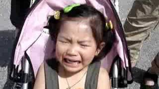 Hannah crying for mom joung jae