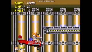Sonic in the mirror [Sky Chase vs. Michael Jackson] (Mashup)