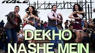 Dekho Nashe Mein - Race | Saif Ali Khan, Katrina, Bipasha & Akshaye Khanna | Shaan, Sunidhi & K.K.