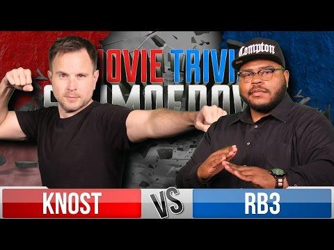 Movie Trivia Schmoedown - Matt Knost Vs. RB3